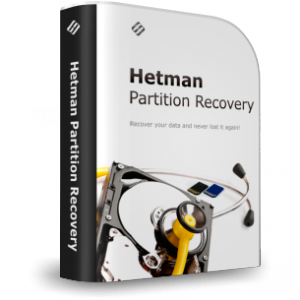 Hetman Partition Recovery Boxshot
